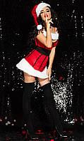 Карнавальный костюм Снегурочка (размеры XS-S, L)