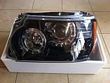 Передние фары на Range Rover Sport с 2005 года, фото 2