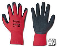 Перчатки рабочие PERFECT GRIP RED латекс, размер 10