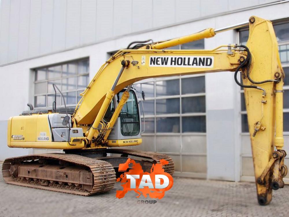 Гусеничний екскаватор New Holland E215B (2007 р)