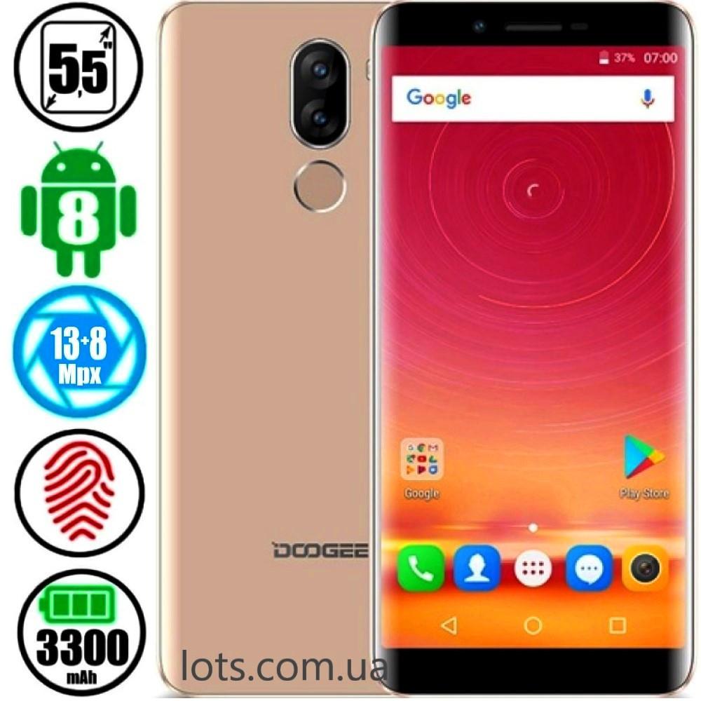 Смартфон Doogee X60L 2/16GB Gold + Чехол в подарок