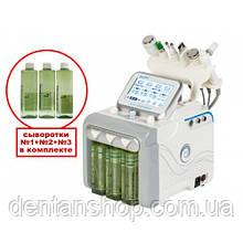 Аппарат для гидропилинга «AquaFacial» 7-в-1 мод. 254-1 Гидропилинг / Уз-скрабер / RF-лифтинг / Криотерапия