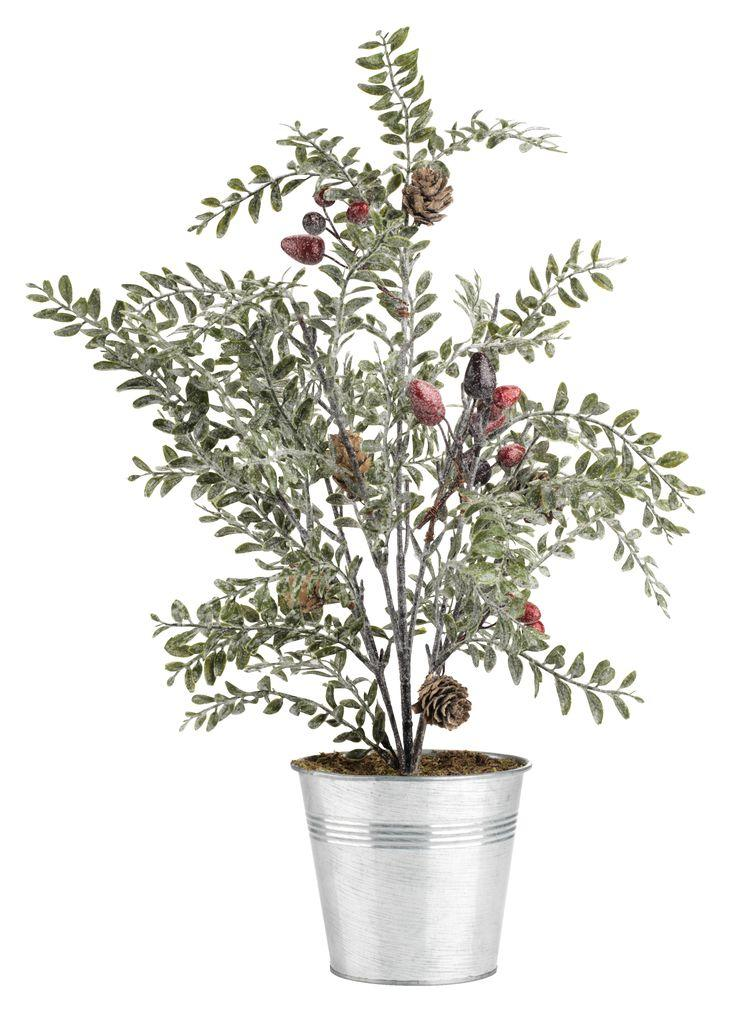 Искусственные растения в.54 в горшке