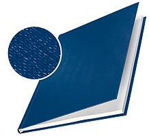 Обложки картонные с вклеенным каналом Leitz impressBIND 3,5 мм до 35 листов 10 шт синие