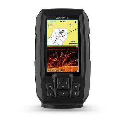 Ехолот GPS-Плоттер Garmin Striker Plus 4CV with GT20-TM Transduser