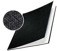 Обложки картонные с вклеенным каналом Leitz impressBIND 3,5 мм до 35 листов 10 шт чёрные