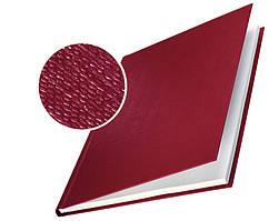 Обложки картонные с вклеенным каналом Leitz impressBIND 3,5 мм до 35 листов 10 шт бордовые