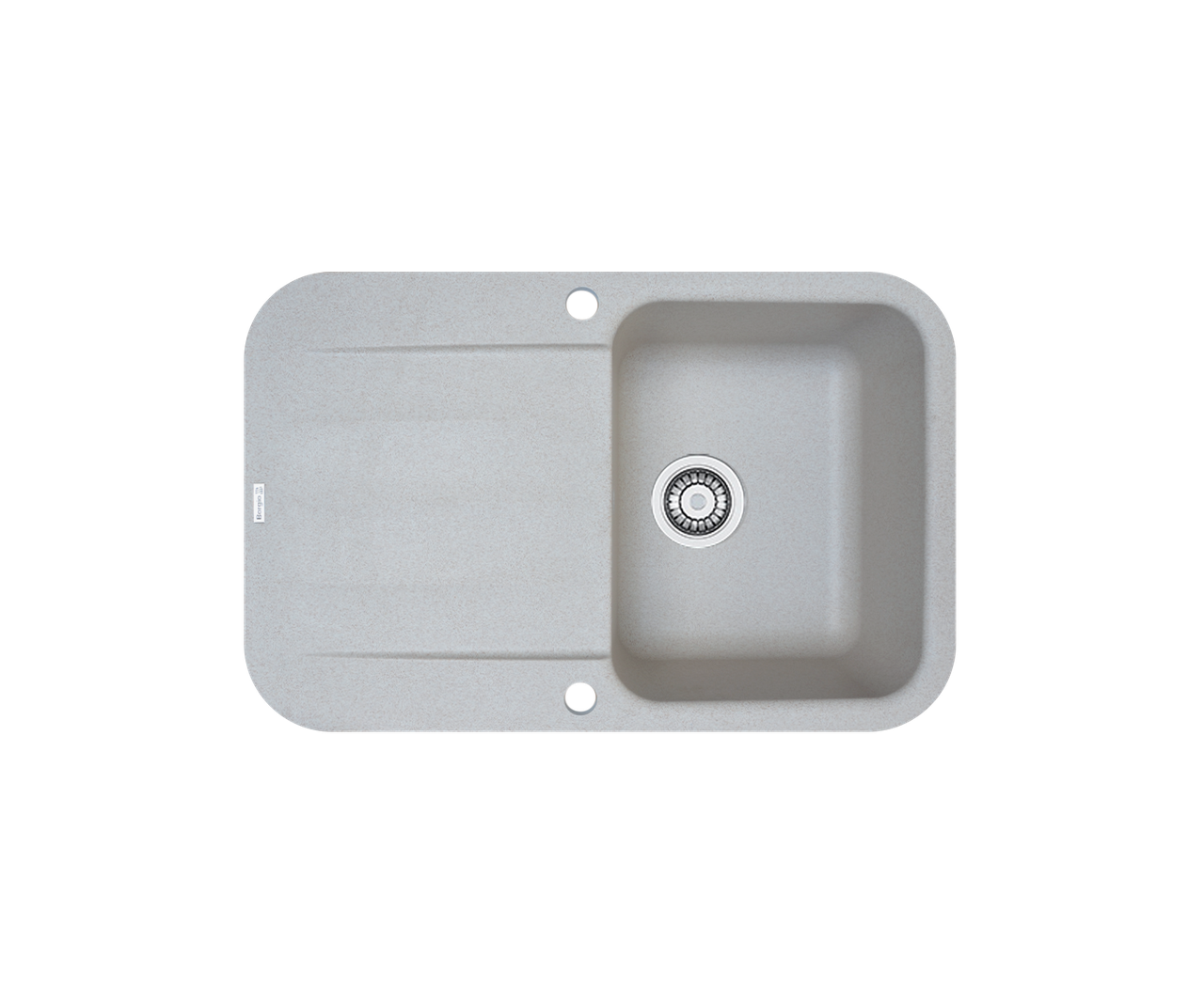 Кухонна мийка гранітна Borgio PRO-780x500 мигдаль