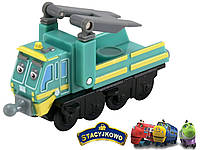 Паровозик Кормак StackTrack Chuggington LC54131