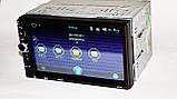 Автомагнітола піонер Pioneer 8701 2din Android GPS+WiFi+4Ядра, фото 2