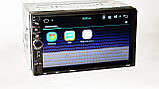 Автомагнітола піонер Pioneer 8701 2din Android GPS+WiFi+4Ядра, фото 3
