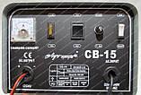 Зарядний пристрій Промінь СВ15 (12/24 V), фото 6