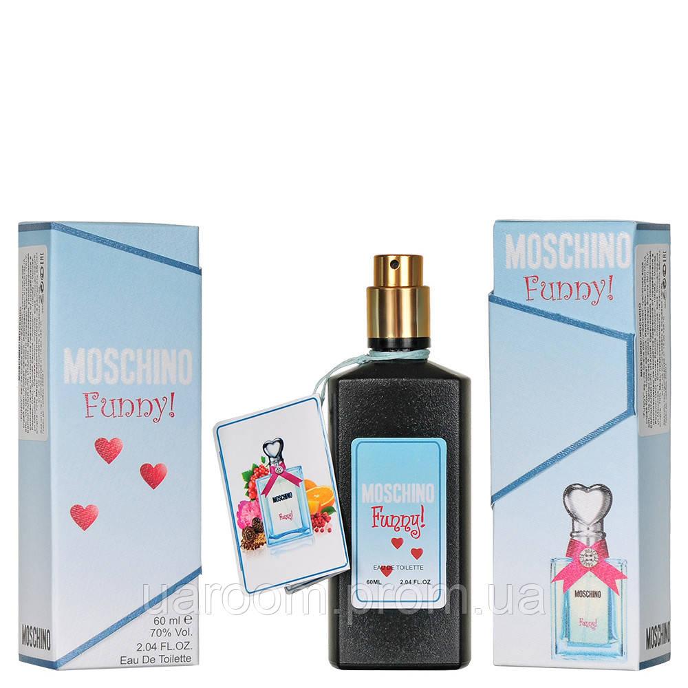 Мини-парфюм 60 мл. Moschino Funny