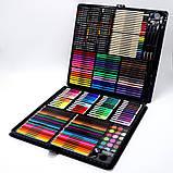 Художественный детский набор для рисования и творчества ColorfulItaly на 258 предметов, фото 2