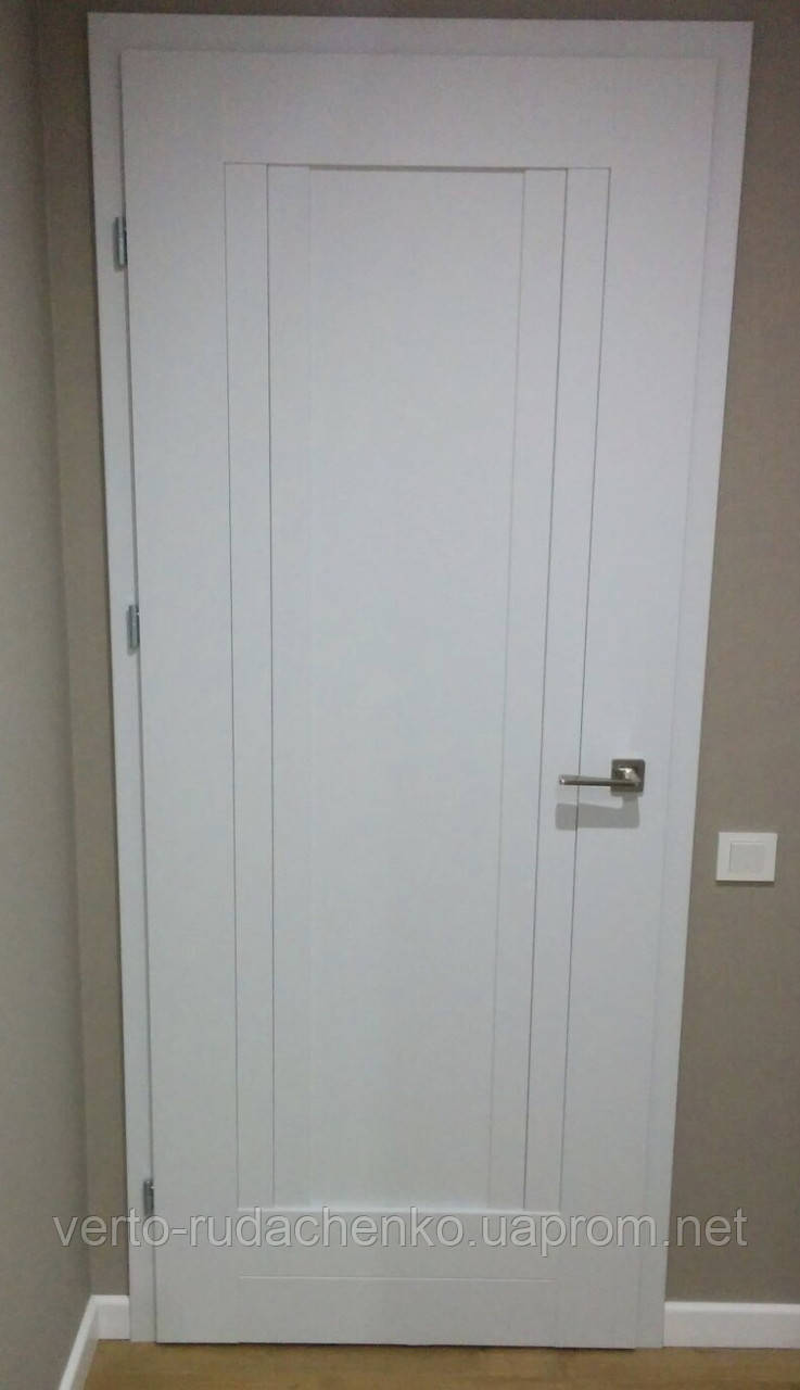 Двери Verto Лада 2А.0 цвет Белый «Резист»