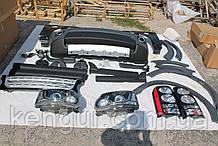 Комплект рестайлинга Land Rover Discovery 3 в Discovery 4