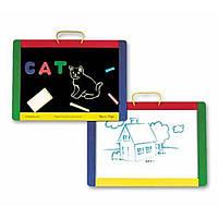 Набор для творчества Melissa&Doug Магнитная доска/Доска для рисования (MD145)