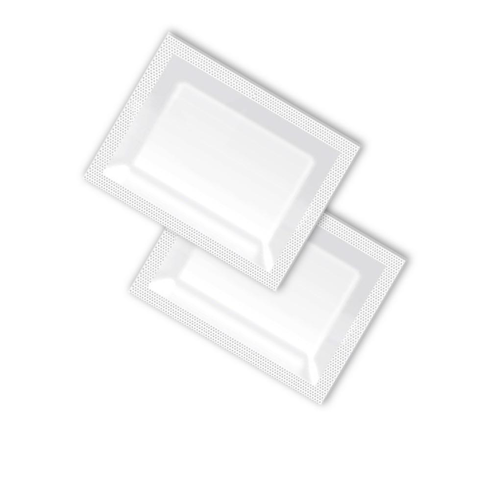 Влажные одноразовые салфетки для рук и лица в индивидуальной упаковке размер саше 6х8 см ТМ ProService
