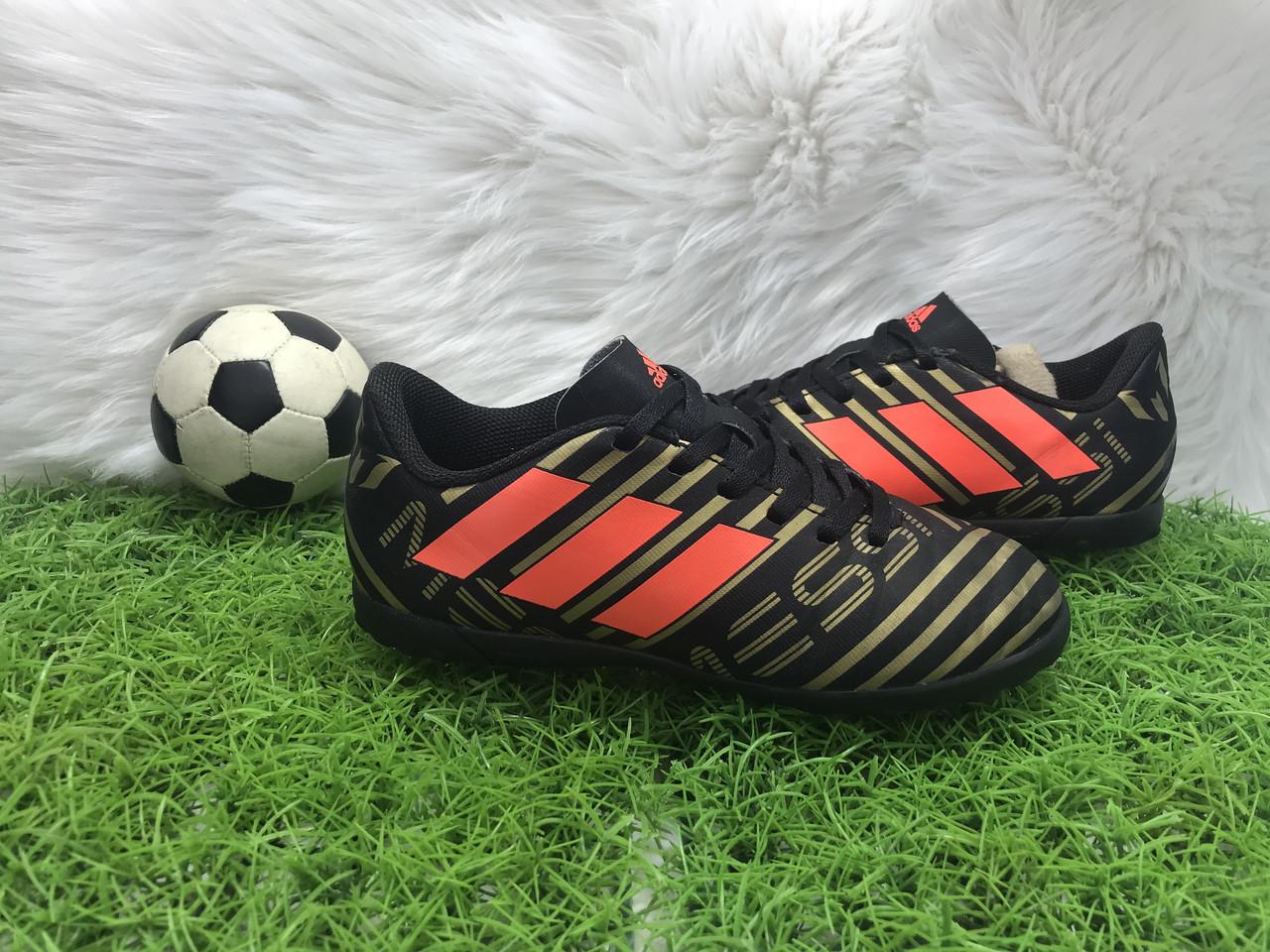 Сороконожки Adidas Nemeziz Messi Tango 17,4 TF Jr (31 размер) бу
