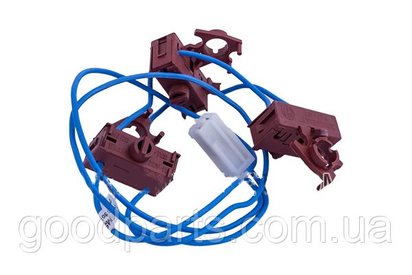 Микровыключатели блока поджига для варочной панели Whirlpool 481227138499