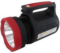 Фонарь-прожектор аккумуляторный YJ-2886, фото 1