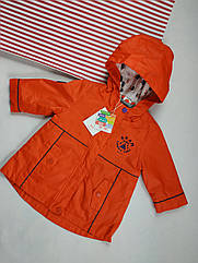Курточка 2 в 1 для девочки DPam 0-3 мес