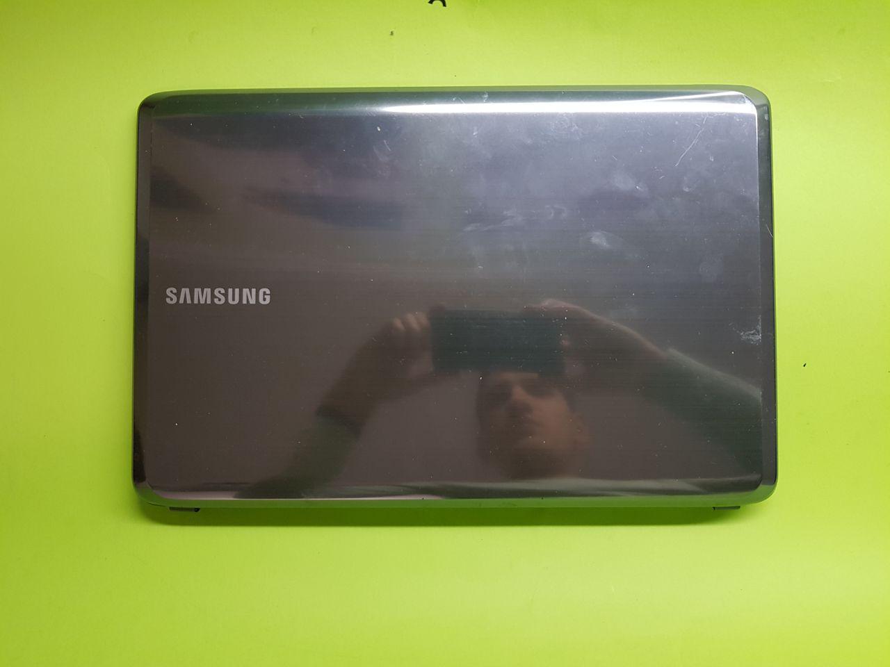 Разборка ноутбука Samsung R525