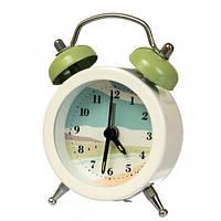 """Часы-будильник """"Иллюстрация"""" (7*5*2 см) *рандомный выбор дизайна, 013AK"""