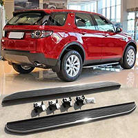 Боковые пороги Land Rover Discovery Sport