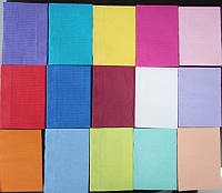 Нагрудники для пациента (разноцветные)  500шт VERISOFT® Protego