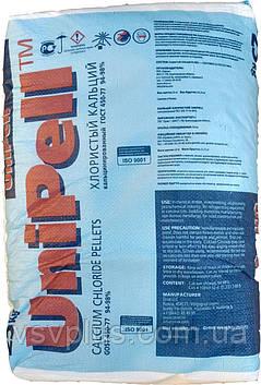 Ускоритель твердения Кальций хлористый UniPell Zirax сухой 25 кг, фото 2