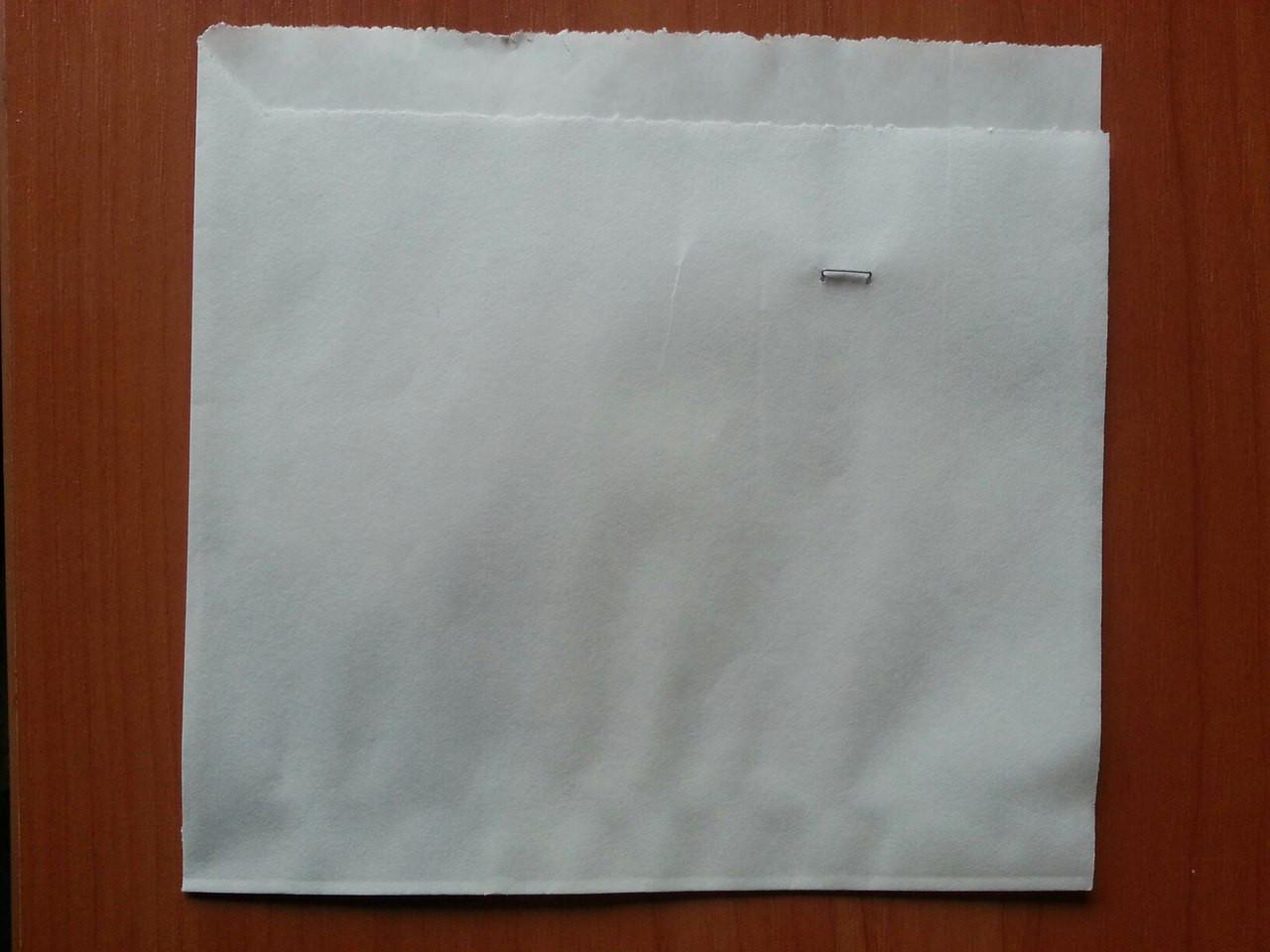 Упаковка бумажная для бургеров  белая 733