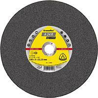 Отрезной круг Kronenflex (230x3x22,23) A 24 R SupraKlingspor (13464)