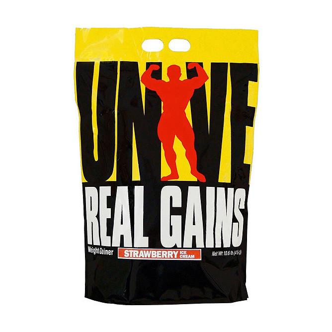 Гейнер Real Gains (4,8 kg) Universal