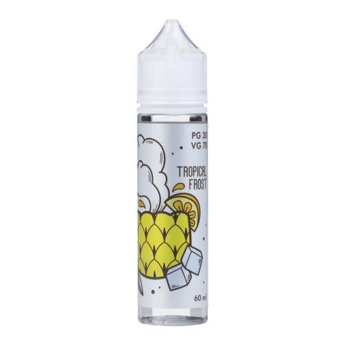 Жидкость для электронных сигарет Taste It Silver - Tropical Frost 60ml