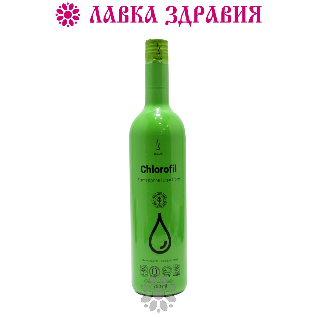 Хлорофилл, 750 мл, Duolife