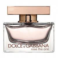 Dolce&Gabbana Rose The One 75 мл Парфюмированная вода (Дольче Габана Роуз Зе Ван)