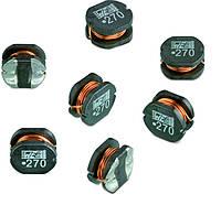 Индуктивности (дроссели) силовые не экранированные SMD от компании Wurth Elektronik, Германия