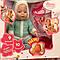 Кукла-пупс Baby born одежда зима, 9 функций, 9 аксессуаров, фото 3