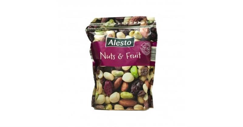 Орехи и фрукты Lidl Alesto Nuts & Fruit, 200 г (Венгрия)