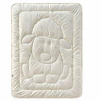 Одеяло шерстяное детское 100*135, фото 1