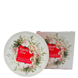 Гидрогелевые патчи с экстрактом розы и керамидами Farmstay Rose & Ceramide Hydrogel Eye patch