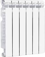 Алюминиевый секционный радиатор SERIR SUPER B4 10 секций 800/100 2735Вт
