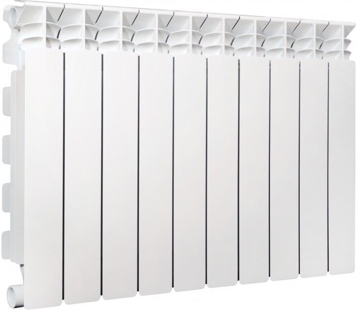 Алюминиевый секционный радиатор Libeccio C2 500/100 1911Вт 11 секций