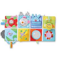 Развивающая игрушка Taf Toys Веселые друзья (звук, свет), для кроватки (11655), фото 1