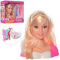 Кукла голова для причесок 1322-352A