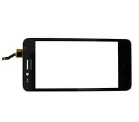 Сенсорний екран для смартфону Huawei Y3 II 3G (LUA-U22), тачскрін чорний