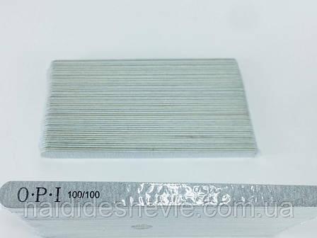 Пилочка для нігтів OPI (крапля,овальна), фото 2