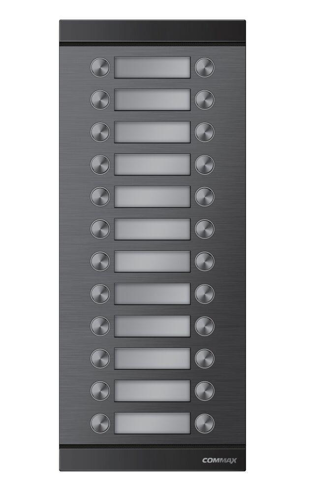Панель расширения Commax DRC-24XM(F)