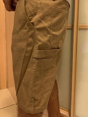Бежевые мужские шорты MadProNess (Dickies,Carhartt,Dockers,Collins), фото 2